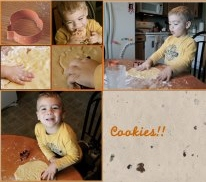 Gentry cookies