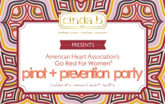 AHA Pinot Party promo image