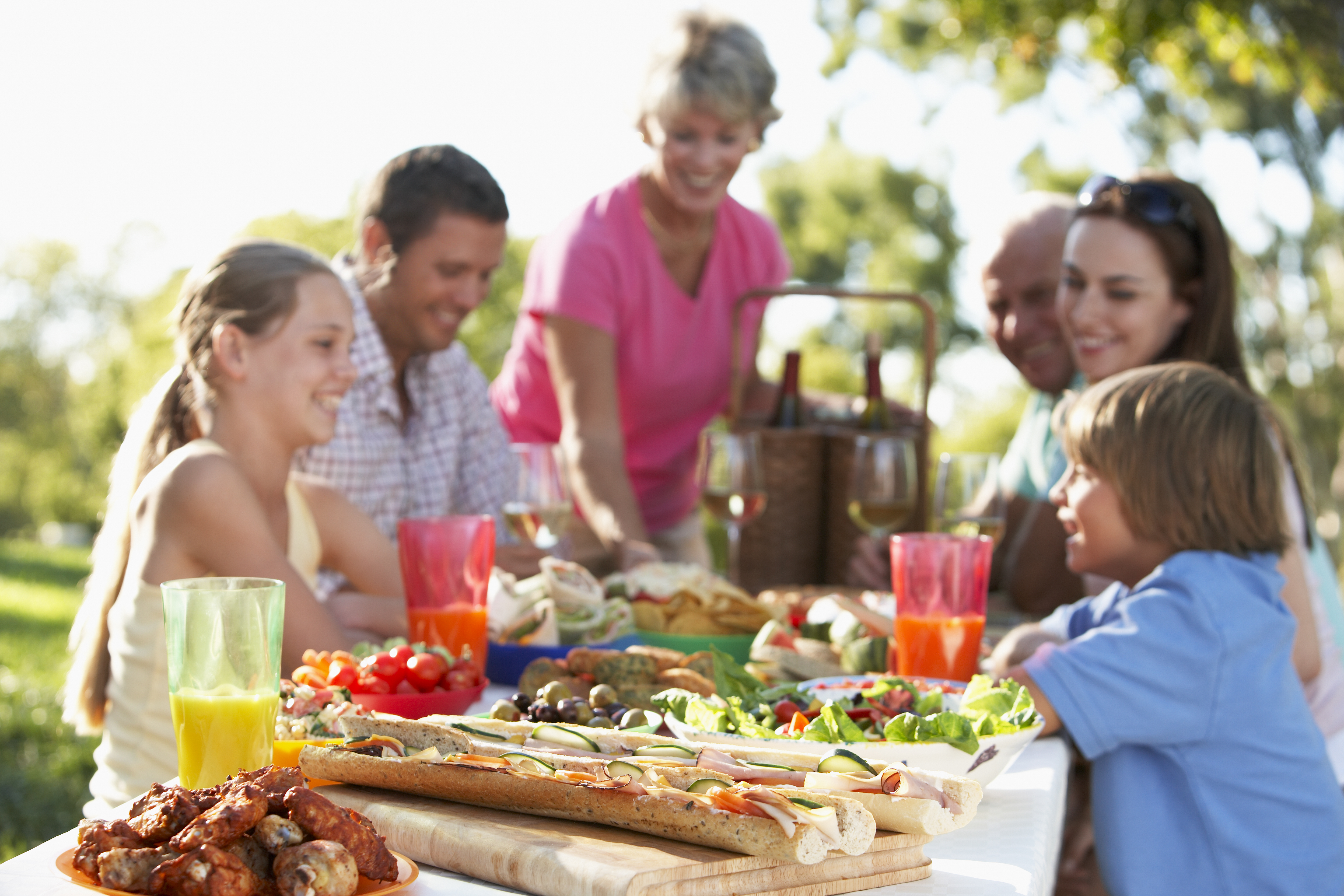 Tip of the Week: Family Picnic | The Family Table