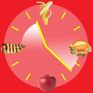 food_clock